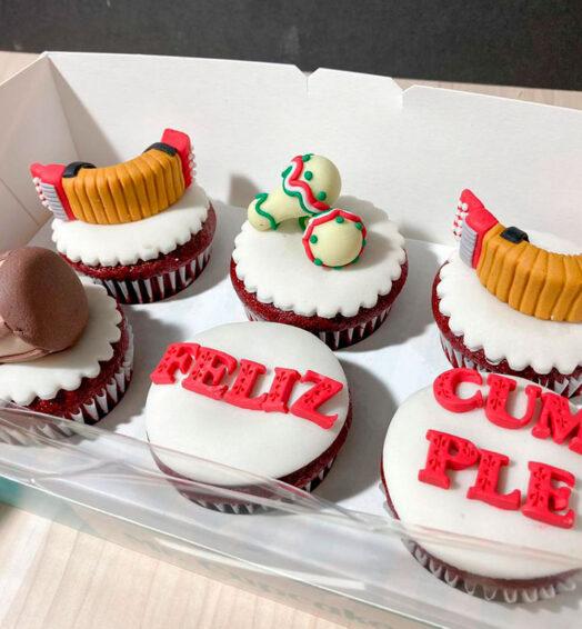 Cupcakes Personalizados 90g