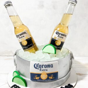 Torta Corona Icebucket